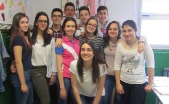 Alumnos 4º ESO alemán. Año 2015-16