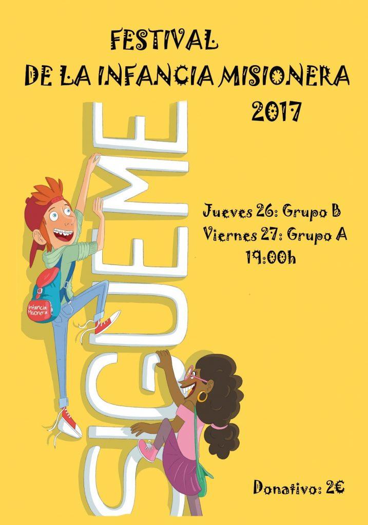 Festival de la Infancia Misionera 2017