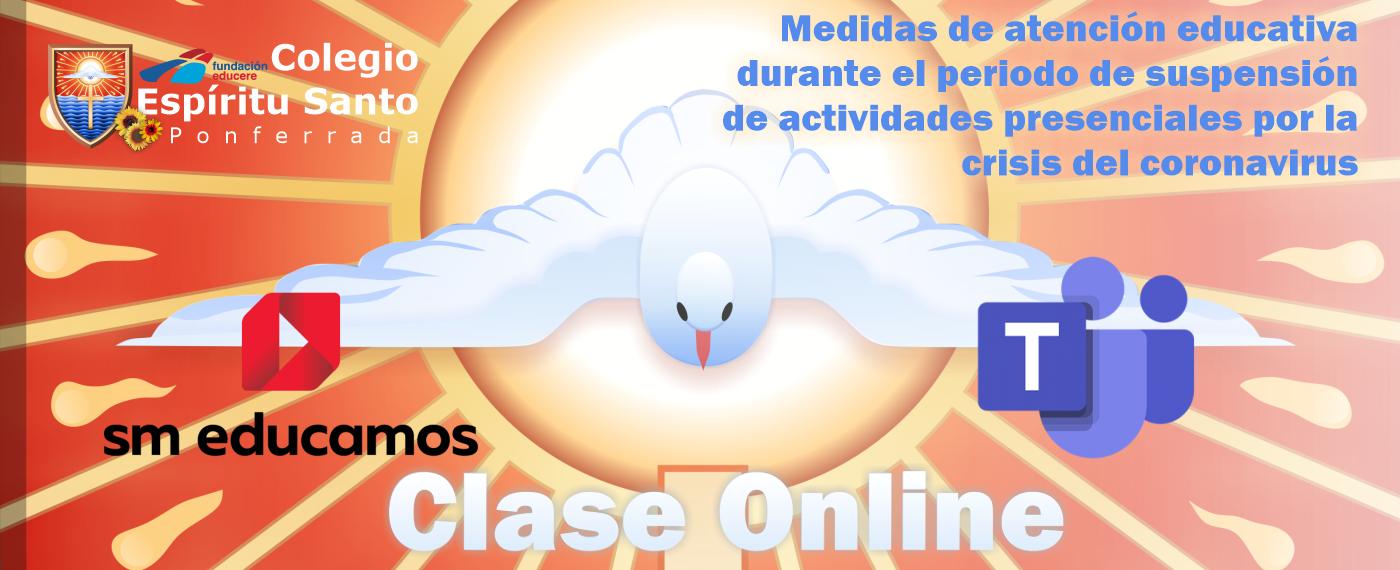 Atención educativa online