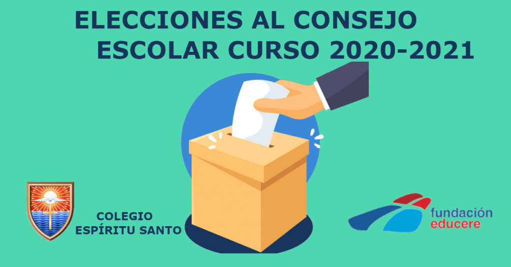 ELECCIONES AL CONSEJO ESCOLAR CURSO 2020-2021